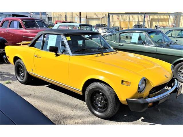 1975 Fiat 124 (CC-1353109) for sale in LOS ANGELES, California