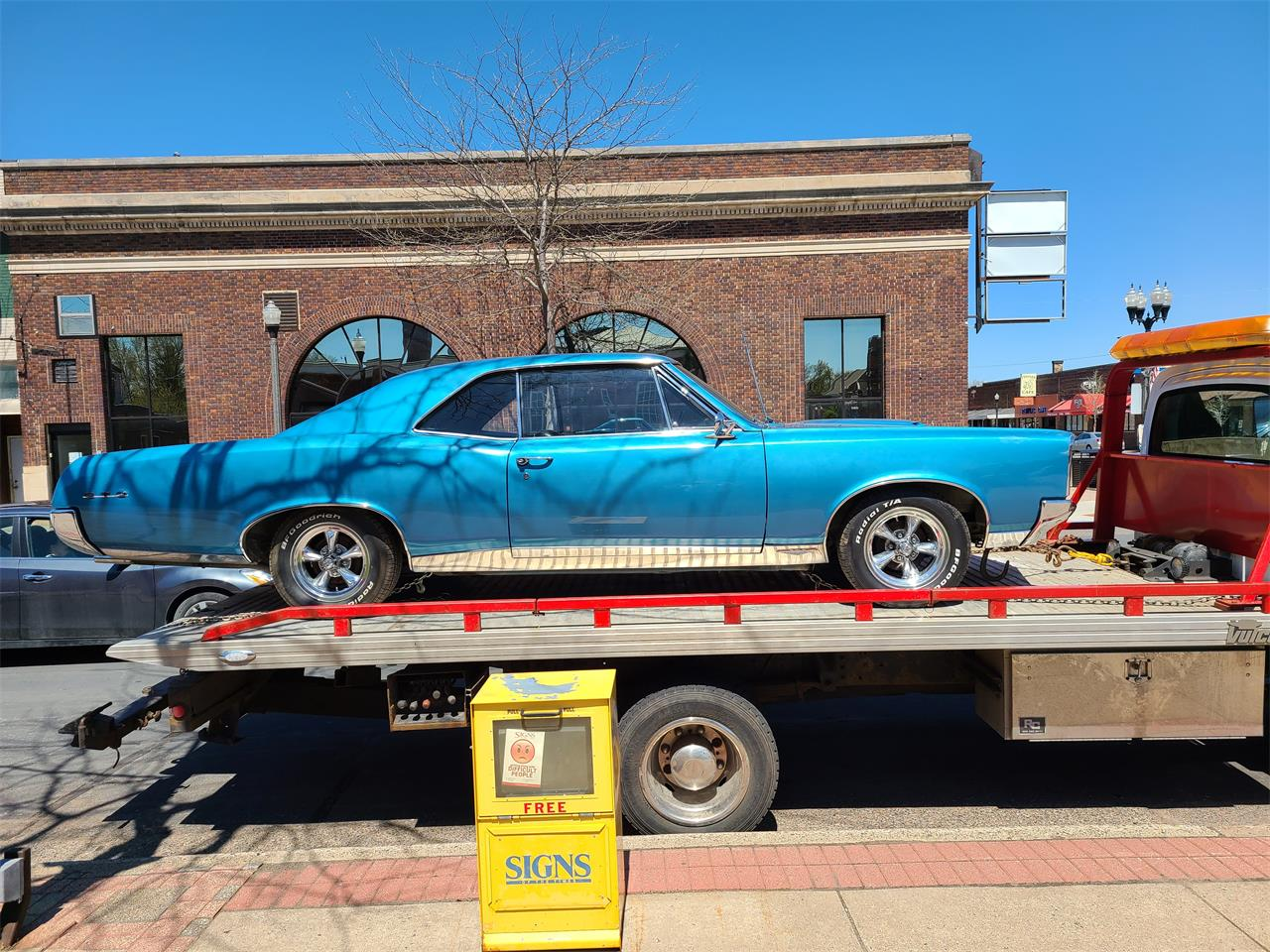 1967 Pontiac GTO (CC-1353111) for sale in Princeton, Minnesota