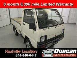 1990 Mitsubishi Minicab (CC-1353175) for sale in Christiansburg, Virginia