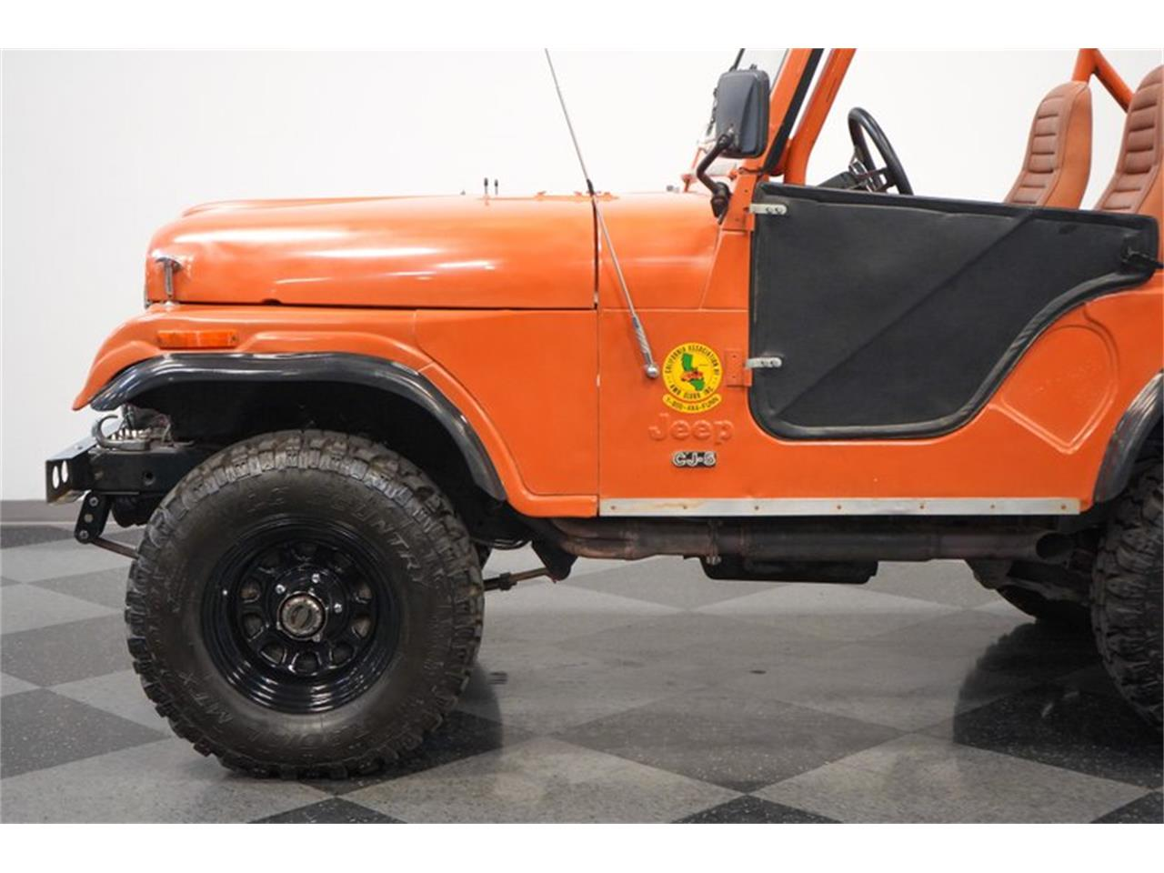 1976 Jeep CJ5 (CC-1353180) for sale in Mesa, Arizona