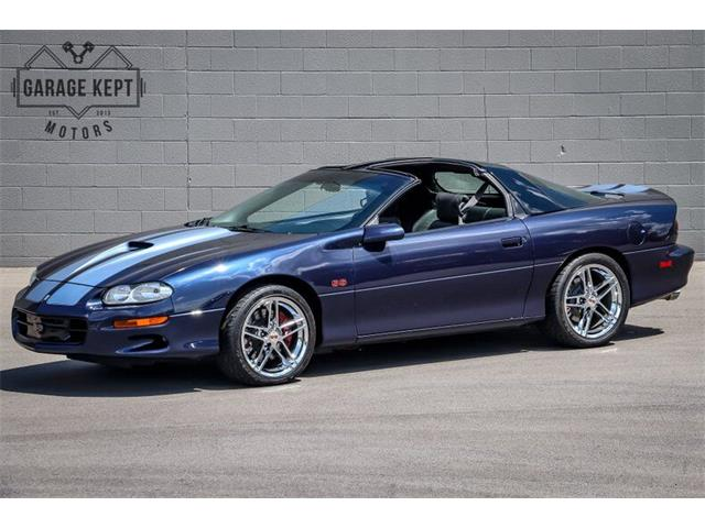 2002 Chevrolet Camaro (CC-1353199) for sale in Grand Rapids, Michigan