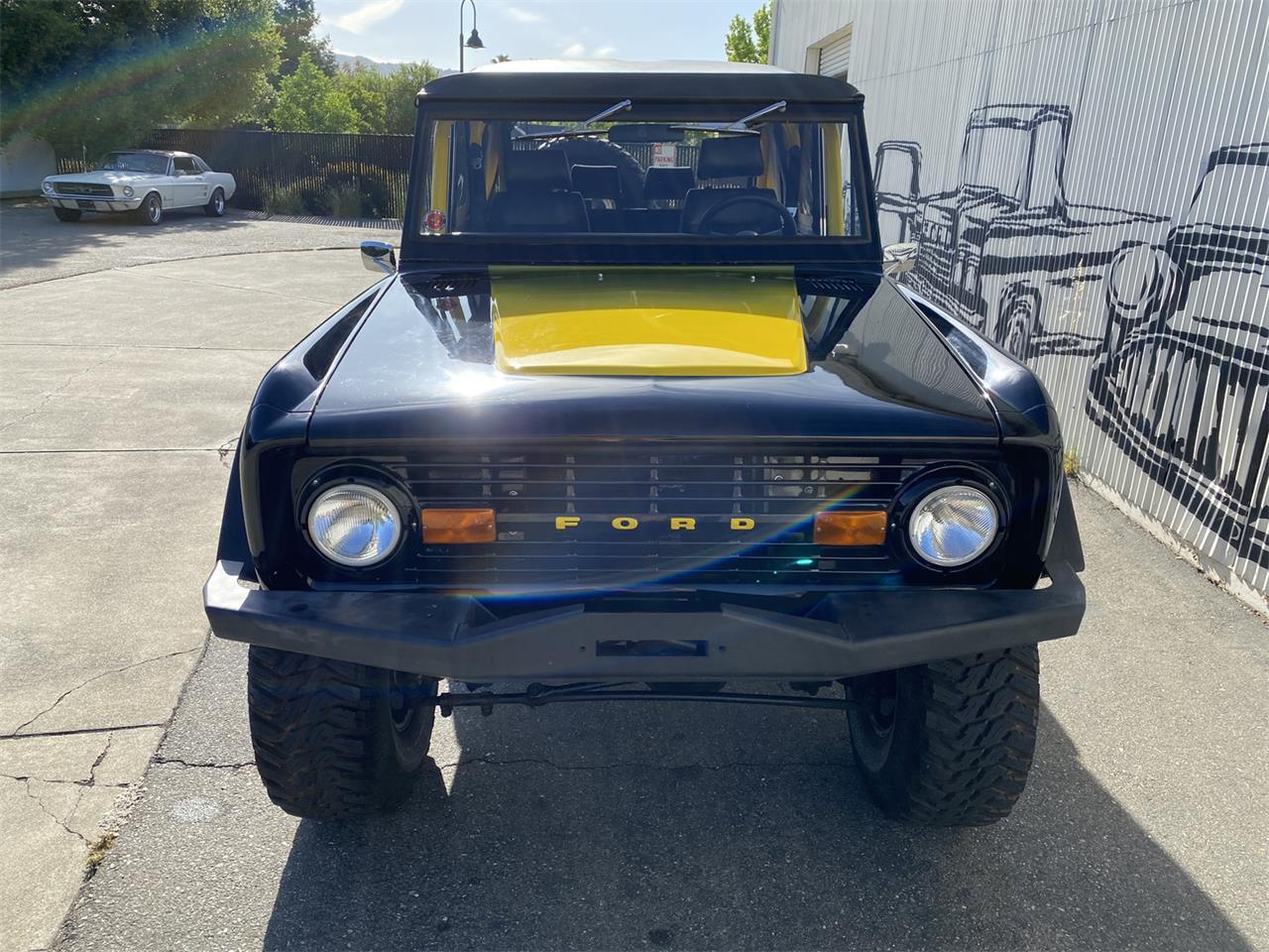1970 Ford Bronco (CC-1353204) for sale in Fairfield, California