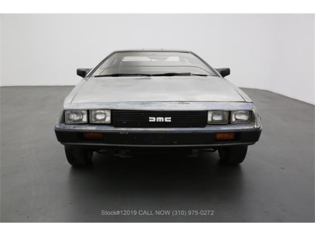 1981 DeLorean DMC-12 (CC-1353209) for sale in Beverly Hills, California