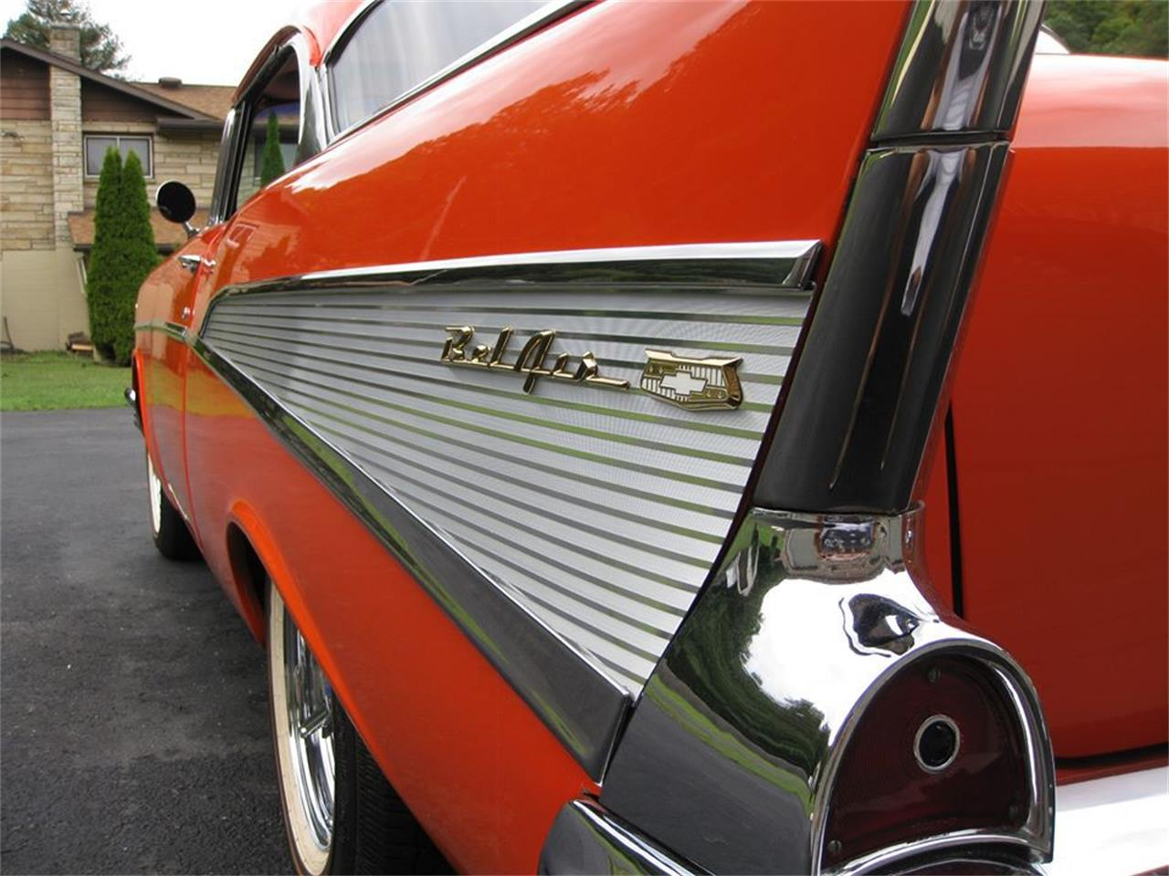 1957 Chevrolet Bel Air (CC-1353214) for sale in West Pittston, Pennsylvania