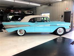 1957 Chevrolet Bel Air (CC-1353225) for sale in North Canton, Ohio