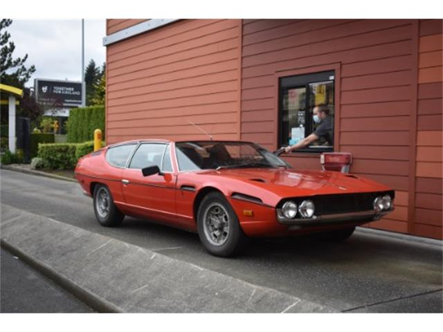 1970 Lamborghini Espada (CC-1353237) for sale in Astoria, New York