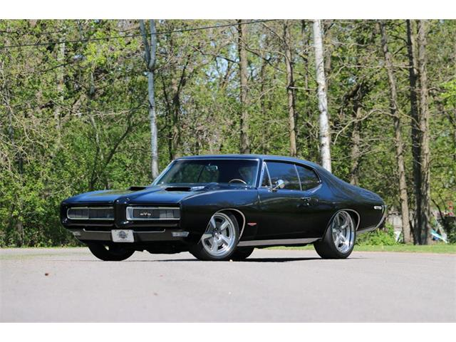 1968 Pontiac GTO (CC-1353241) for sale in Stratford, Wisconsin