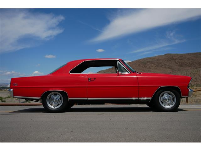1967 Chevrolet Nova SS (CC-1353246) for sale in Reno, Nevada