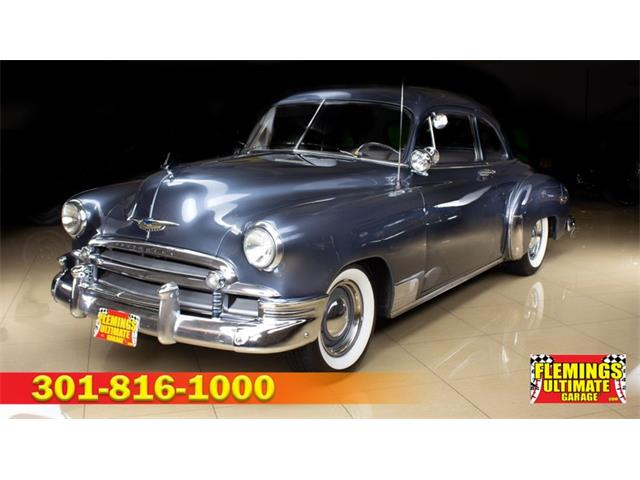 1950 Chevrolet Styleline (CC-1353253) for sale in Rockville, Maryland