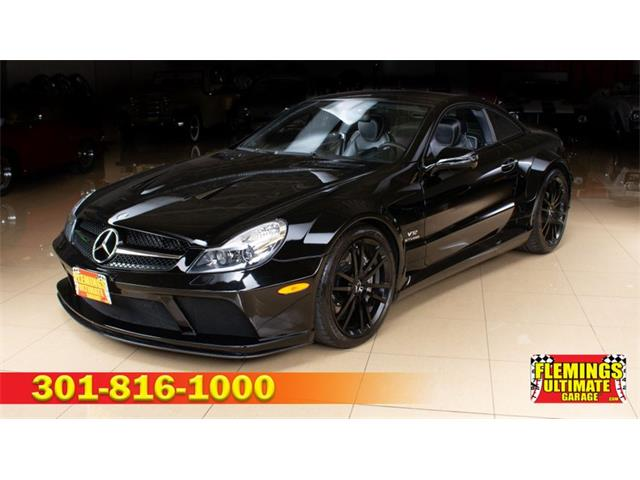 2009 Mercedes-Benz SL65 (CC-1353259) for sale in Rockville, Maryland
