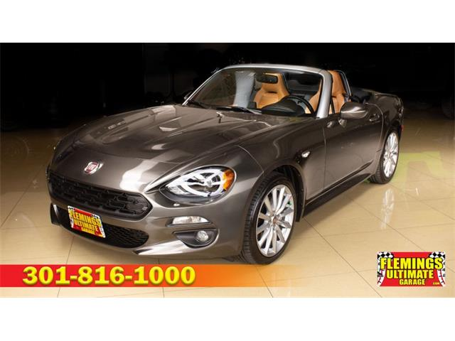 2017 Fiat 124 (CC-1353261) for sale in Rockville, Maryland