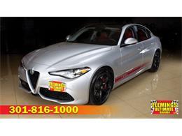 2018 Alfa Romeo Giulia (CC-1353264) for sale in Rockville, Maryland