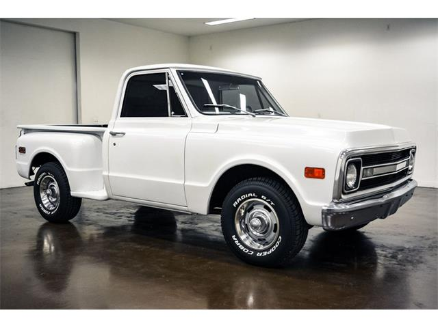 1970 Chevrolet C10 (CC-1353274) for sale in Sherman, Texas
