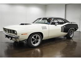 1971 Plymouth Barracuda (CC-1353275) for sale in Sherman, Texas
