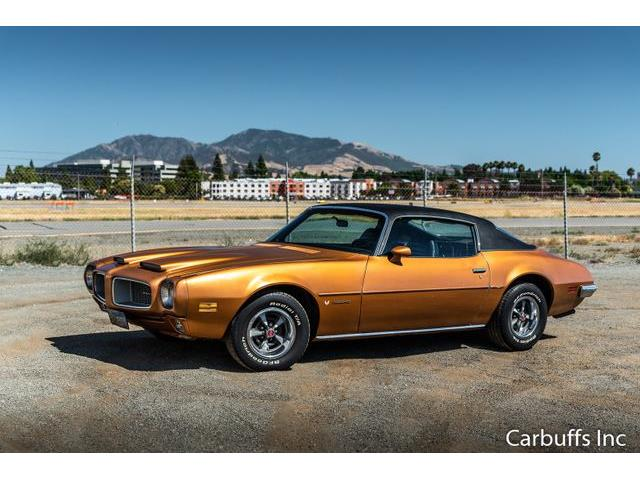1972 Pontiac Firebird (CC-1353276) for sale in Concord, California
