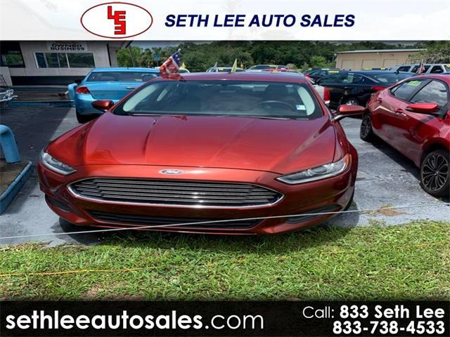 2014 Ford Fusion (CC-1353283) for sale in Tavares, Florida
