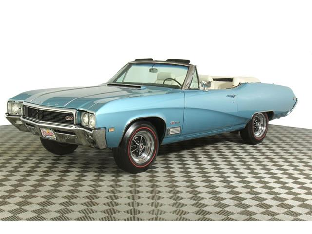 1968 Buick Gran Sport (CC-1353287) for sale in Elyria, Ohio