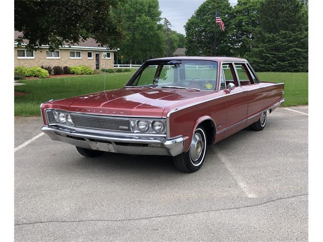 1966 Chrysler New Yorker (CC-1353299) for sale in Maple Lake, Minnesota