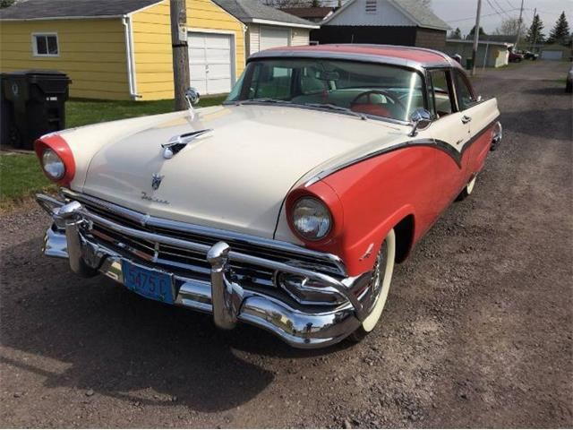 1956 Ford Crown Victoria (CC-1350033) for sale in Cadillac, Michigan