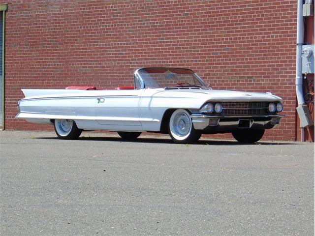 1962 Cadillac Eldorado (CC-1353308) for sale in Bridgeport, Connecticut