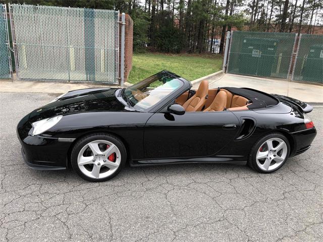 2004 Porsche 911 Carrera Turbo