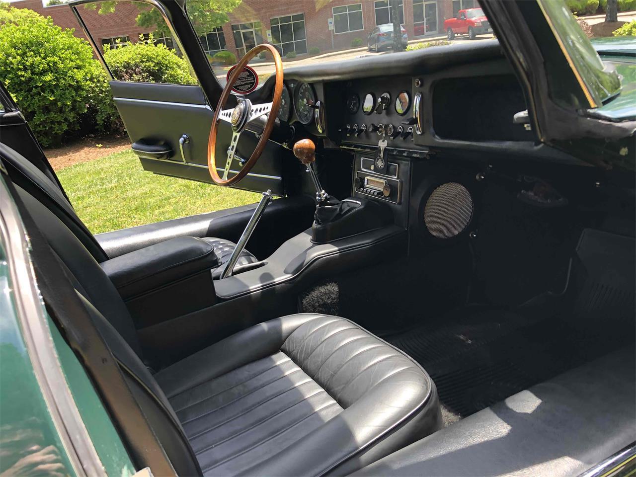 1968 Jaguar E-Type (CC-1353314) for sale in Morrisville, North Carolina