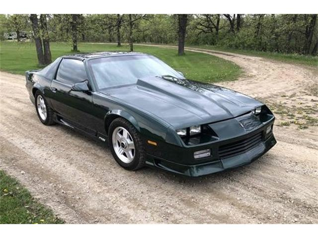 1992 Chevrolet Camaro RS (CC-1353320) for sale in Grunthal, Manitoba