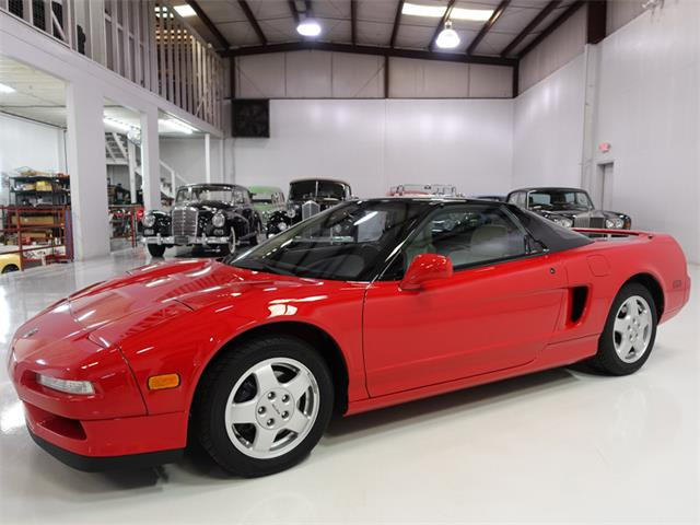 1991 Acura NSX (CC-1353323) for sale in St. Louis, Missouri
