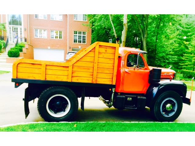 1956 Mack Truck (CC-1353324) for sale in Pontiac, Michigan