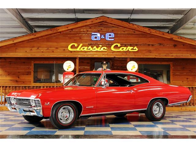 1967 Chevrolet Impala (CC-1353326) for sale in New Braunfels , Texas