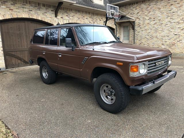 1982 Toyota Land Cruiser FJ (CC-1353329) for sale in Dallas, Texas