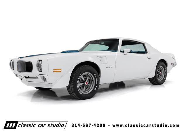 1970 Pontiac Firebird Trans Am (CC-1353339) for sale in Saint Louis, Missouri