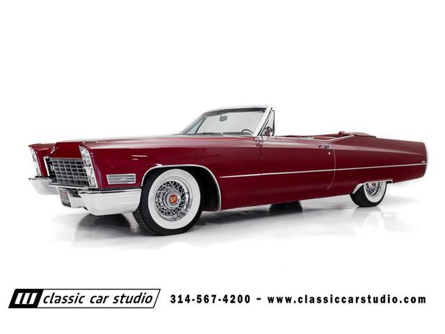1967 Cadillac DeVille (CC-1353340) for sale in Saint Louis, Missouri