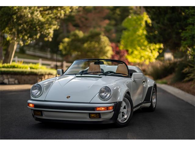1989 Porsche 911 Speedster (CC-1353352) for sale in Monterey, California