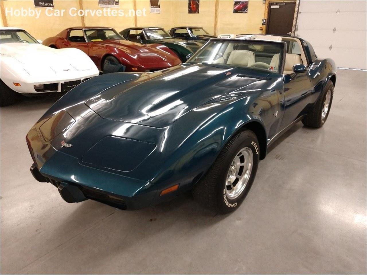 1979 Chevrolet Corvette (CC-1353356) for sale in martinsburg, Pennsylvania