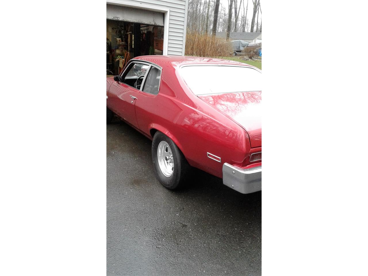1973 Chevrolet Nova (CC-1353364) for sale in COVENTRY, Connecticut