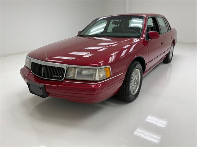 1994 Lincoln Continental (CC-1353368) for sale in Morgantown, Pennsylvania