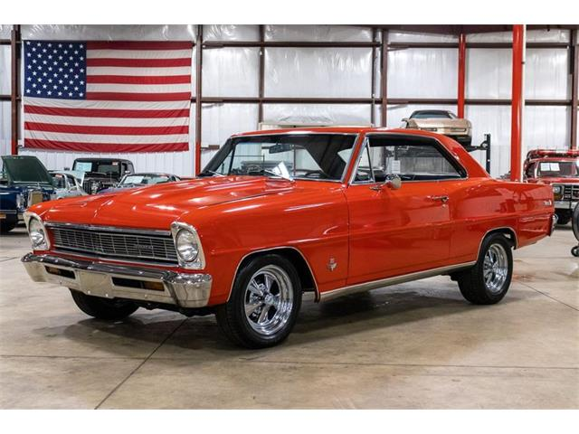 1966 Chevrolet Nova (CC-1353372) for sale in Kentwood, Michigan