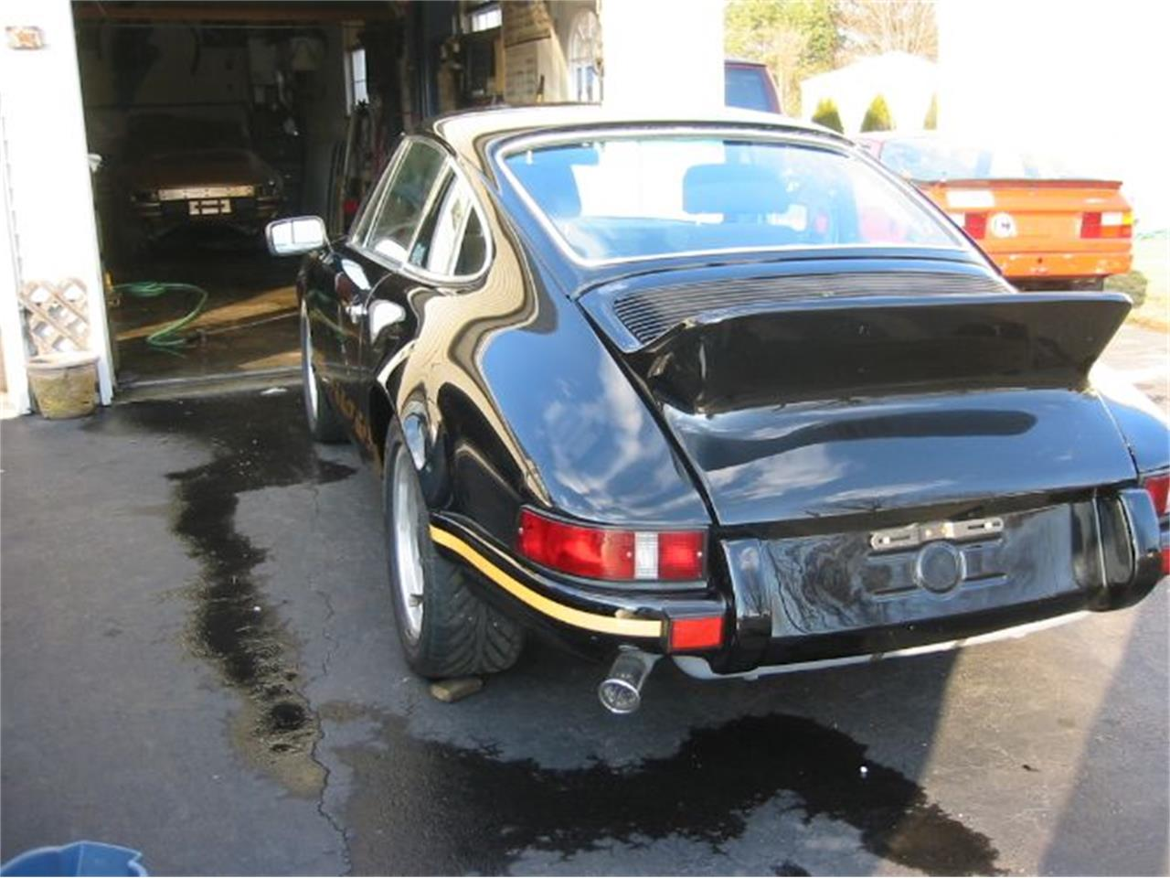 1973 Porsche 911 Carrera (CC-1353377) for sale in Cadillac, Michigan