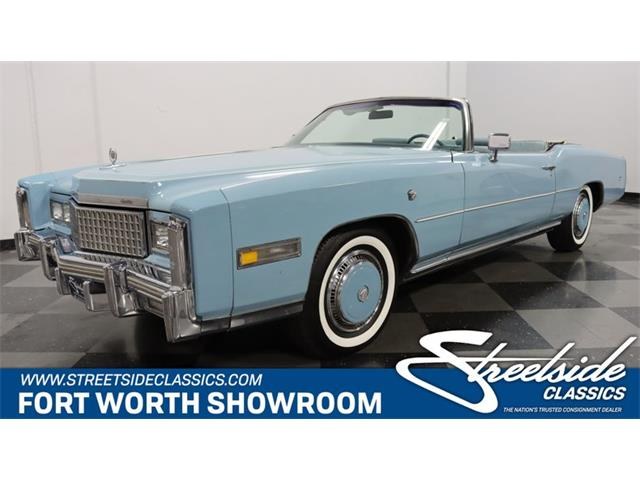 1975 Cadillac Eldorado (CC-1353379) for sale in Ft Worth, Texas