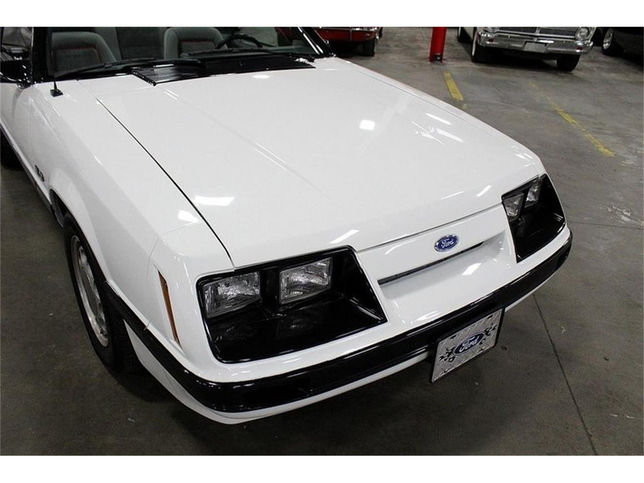 1986 Ford Mustang (CC-1353380) for sale in Kentwood, Michigan
