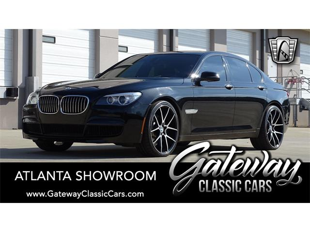 2013 BMW 750i (CC-1353382) for sale in O'Fallon, Illinois