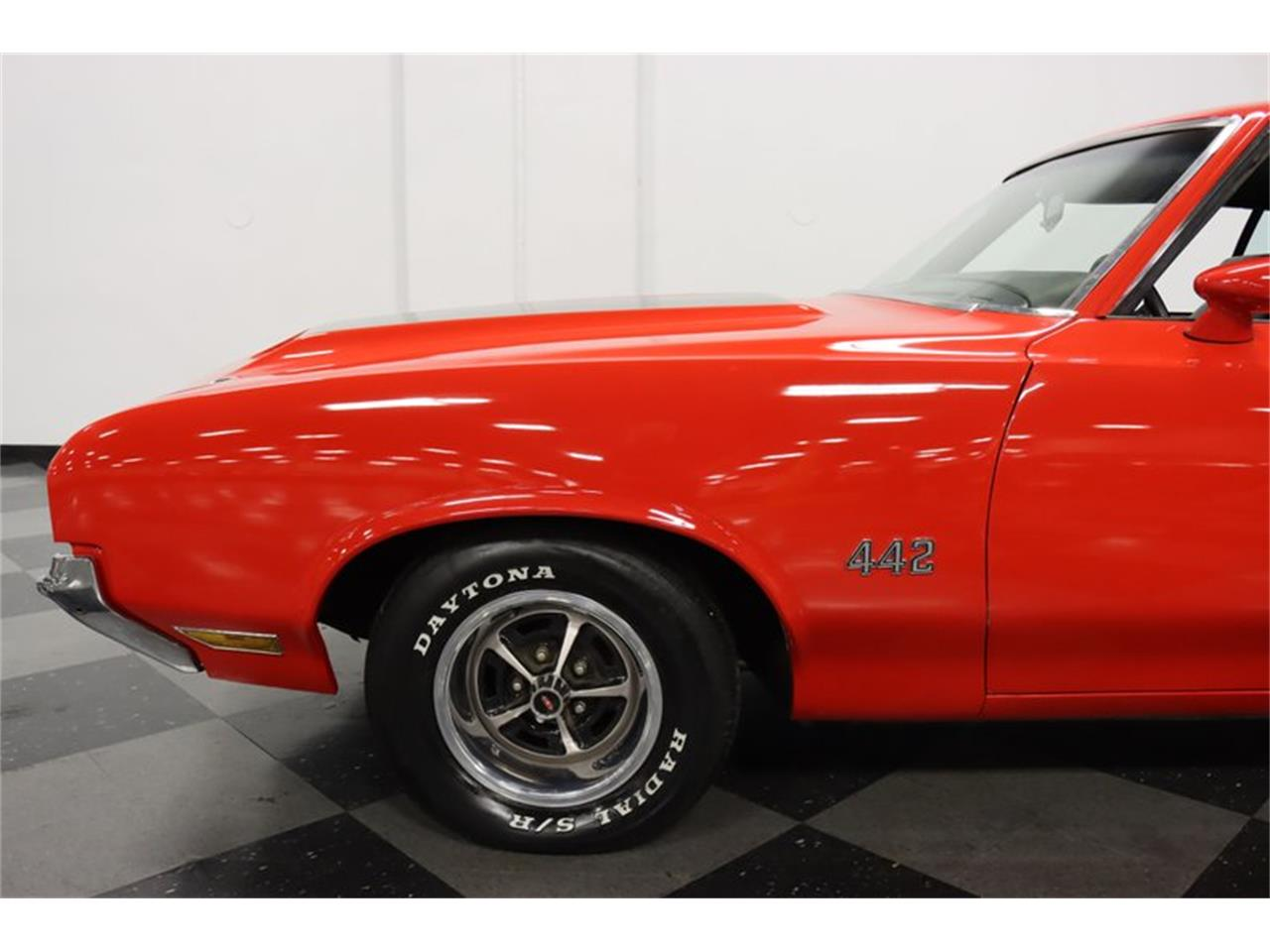 1972 Oldsmobile Cutlass (CC-1353384) for sale in Ft Worth, Texas