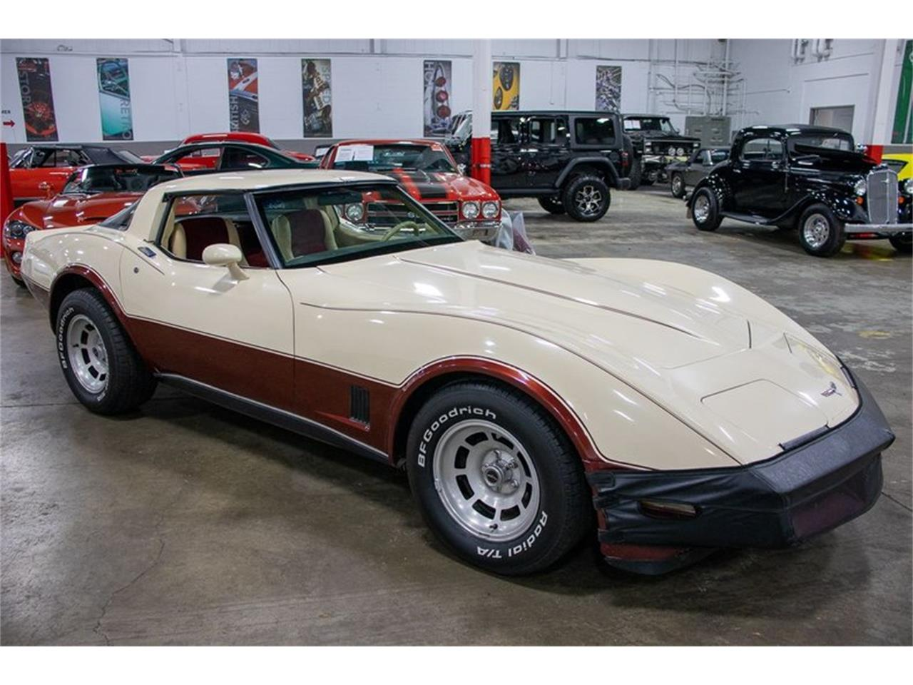 1980 Chevrolet Corvette (CC-1353385) for sale in Kentwood, Michigan