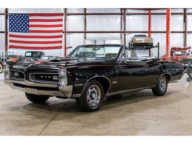 1966 Pontiac GTO (CC-1353387) for sale in Kentwood, Michigan