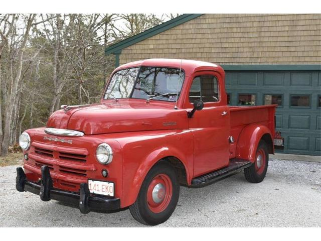 1950 Dodge B-2B (CC-1353408) for sale in Cadillac, Michigan
