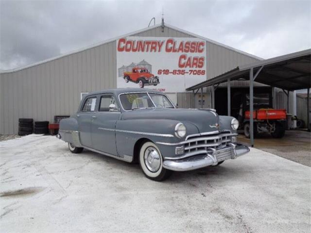 1950 Chrysler Windsor (CC-1353413) for sale in Staunton, Illinois