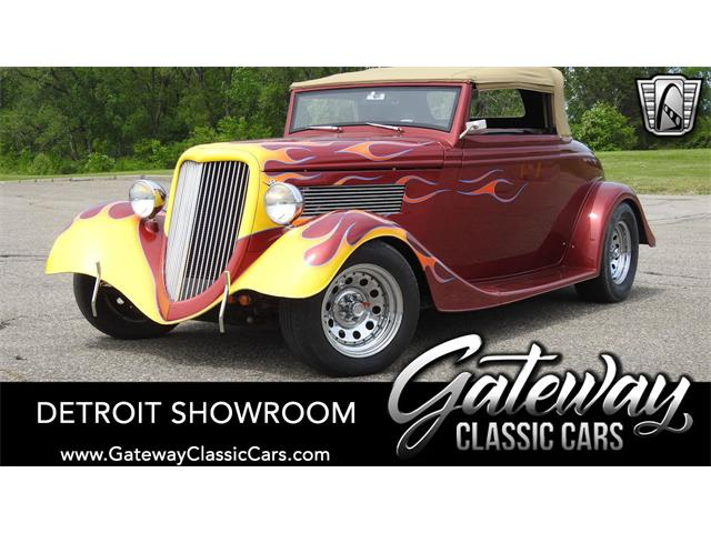 1934 Ford Roadster (CC-1353414) for sale in O'Fallon, Illinois