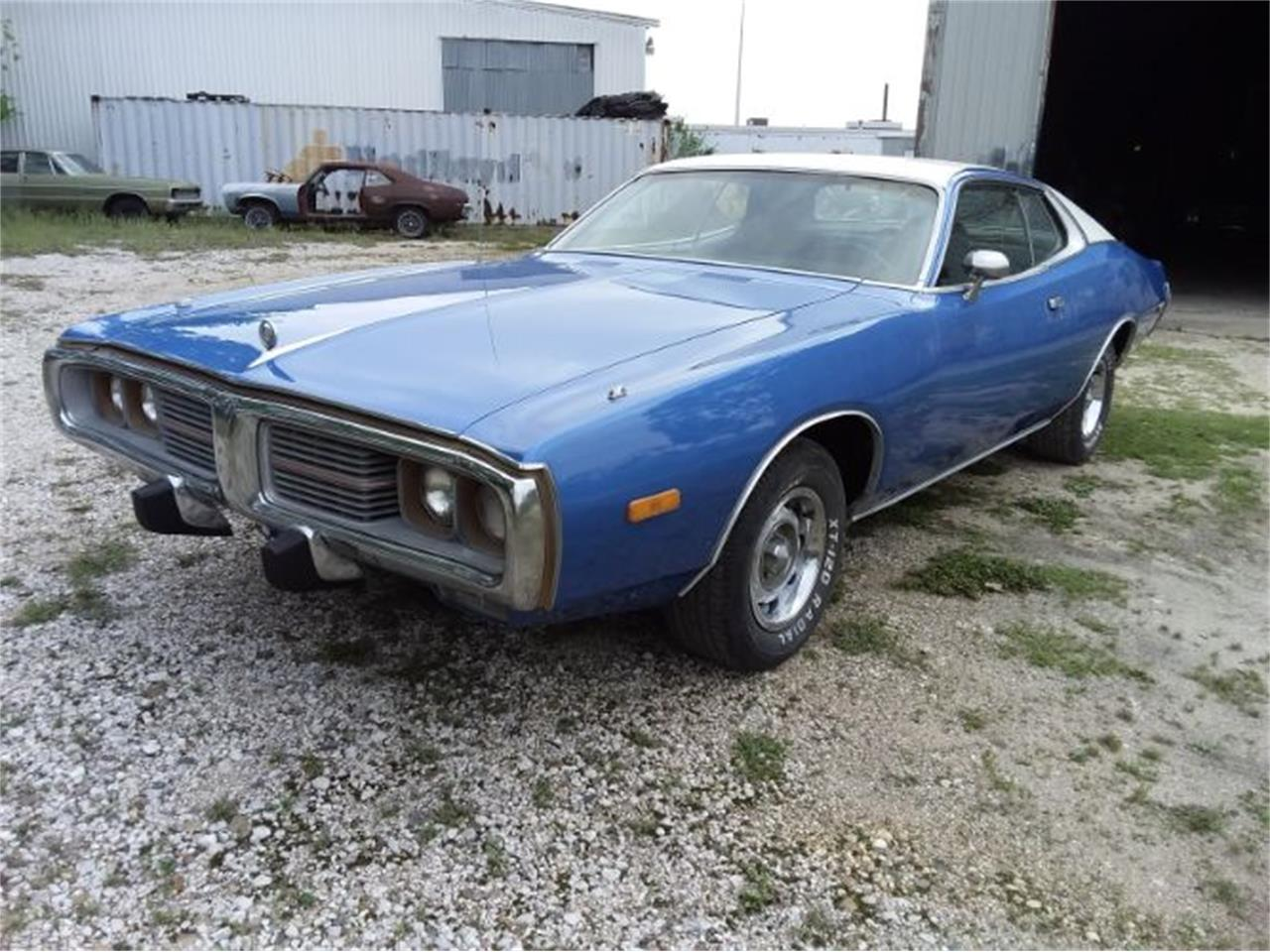 1973 Dodge Charger (CC-1353418) for sale in Cadillac, Michigan