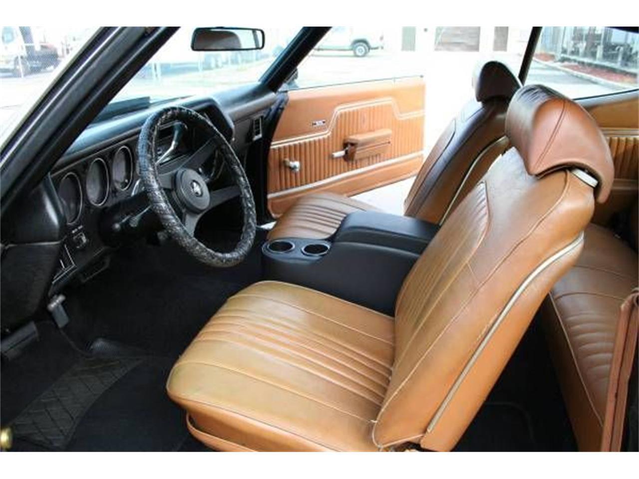 1972 Chevrolet Chevelle (CC-1353423) for sale in Cadillac, Michigan